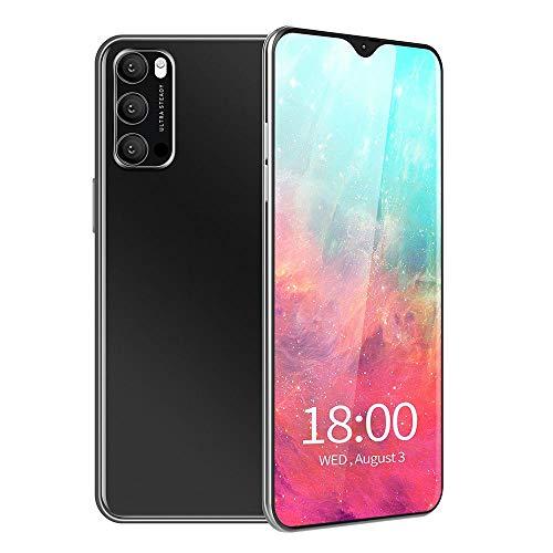 smart phone Teléfono móvil teléfono Inteligente Android 6.53 Pulgadas FHD + Pantalla Android 10.0 1GB RAM + 16GB ROM Ampliable 512GB Memoria Adicional teléfono Inteligente 3G con desbloqueo Facial