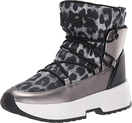 MICHAEL Michael Kors Cassia Bootie Laarzen Dames Luipaard - 37 - Snowboots Shoes