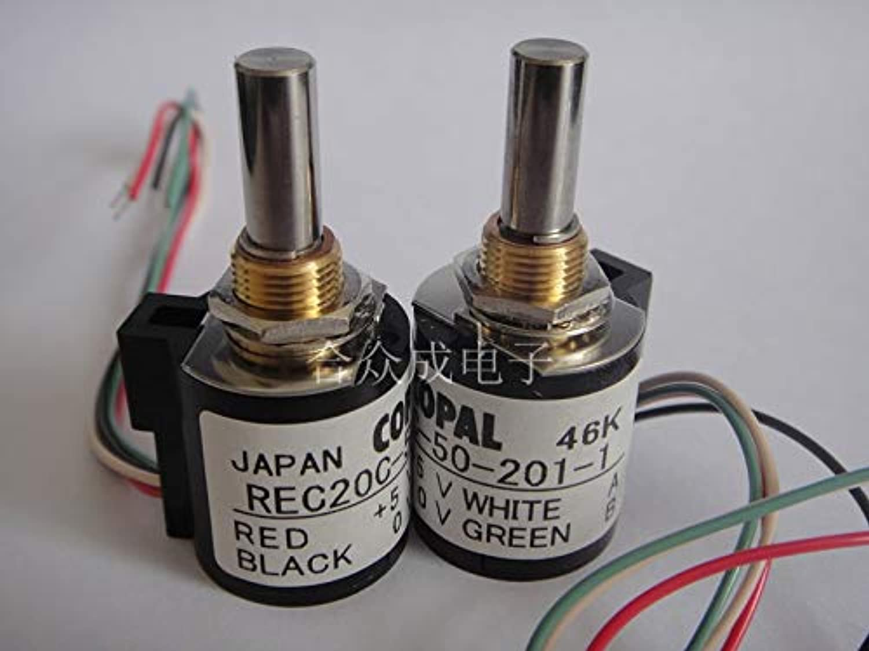 [VK] Japan Copal REC20C502011 Optical Encoder New Genuine spot Encoder Switch