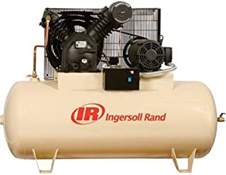 Ingersoll Rand Type-30 Reciprocating Air Compressor - 15 HP, 230 Volt 3