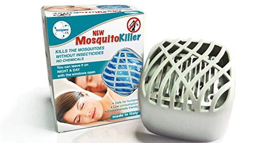 Mosquito Killer, el enchufe eléctrico que mata a los mosquitos