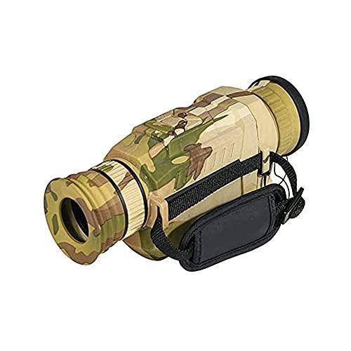 MISTLI Einrohr-Digital-Infrarot-Nachtsichtgerät Teleskop Nicht-Wärmebild-Außen-Nachtdetektor Tarnung