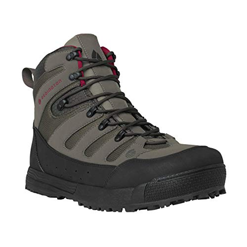 Redington Forge Wading Boots - Sticky Rubber, Riverbed, Size 13