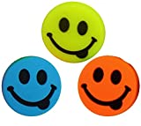 Pro 3 Smiley Tenis Emoji Antivibradores Colored