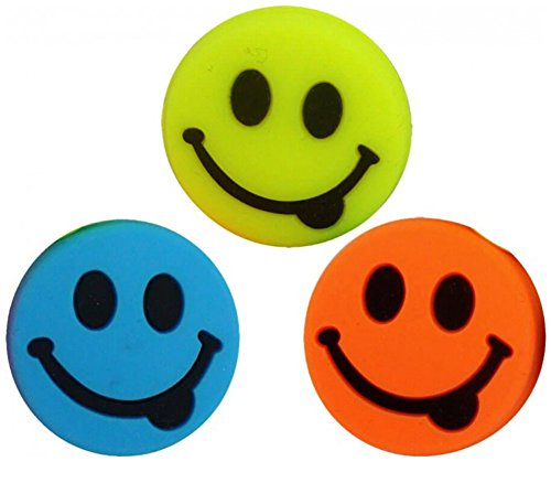 Pro 3 Smiley Vibrationsdämpfer Emoji Nice