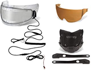 Bell Revolver Evo Snow Electric Shield Kit