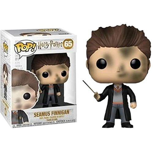 Funko Pop Movies: Harry Potter - Accident Seamus Finnigan Collectible Figure
