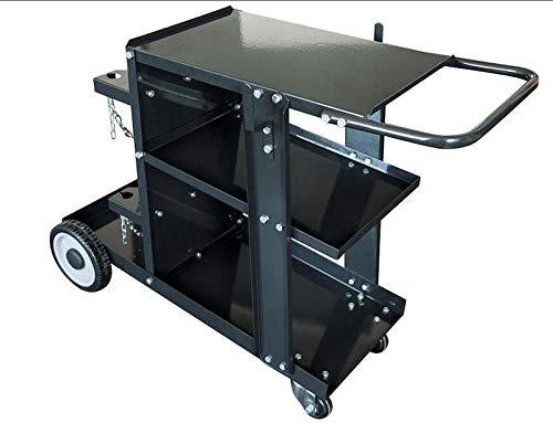 Weldpro Multi Function 3 tier Welding Cart. TIG, MIG, Stick...