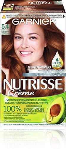 Garnier Nutrisse 5.4 praline - 1set