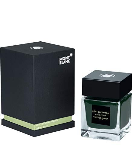 Montblanc Elixir Parfumeur - Tinta embotellada (50 ml), color verde