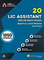 LIC Assistant Prelims Mock Papers Practice Book English Medium