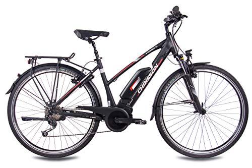 Trekking E-Bike CHRISSON 28 Zoll Damen City kaufen  Bild 1*