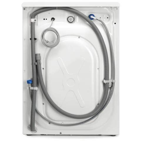 Electrolux EW2F68204F Waschmaschine, freistehend, Frontlader, 8 kg, 1200 U/min, A+++ – Waschmaschinen (freistehend, Frontlader, weiß, drehbar, Touchscreen, links, LCD) 4