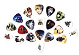 Naruto Guitar picks - Mega Pack (20 picks in a pack)
