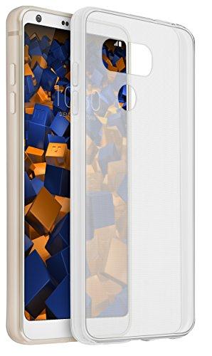 mumbi Hülle kompatibel mit LG G6 Handy Case Handyhülle dünn, transparent