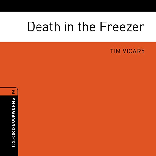 Death in the Freezer cover art