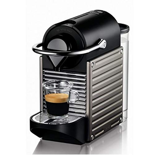 Krups Nespresso Pixie Titane Electrique