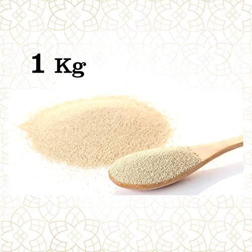 Trockenhefe Spezial - 1 Kg - TOP-Qualität für Brot, Pizza usw..