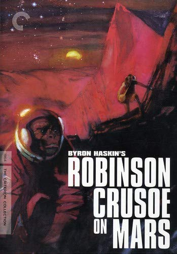 Robinson Crusoe on Mars (The Cri...