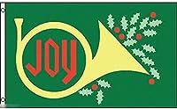 国旗 メリークリスマス ジョイ 喜び 特大フラッグ