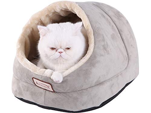 Aeromark International Armarkat Cave Shape Pet Cat Beds