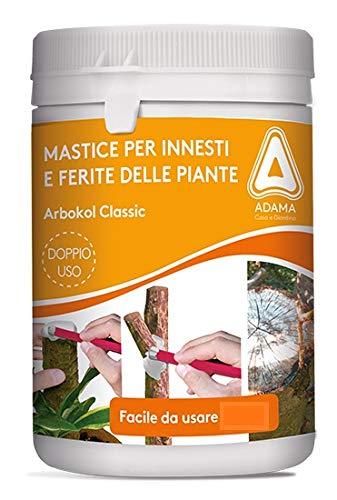 Mastice per innesti e ferite delle piante Arbokol Classic confezione