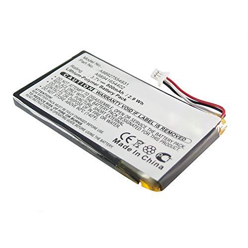 subtel Batería Recargable Compatible con Sony PRS-600 PRS-600/BC PRS-600/RC 800mAh A98927554931,A98941654402 Repuesto...