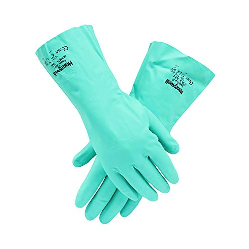 Nitrile Gloves, Cleaning Gloves, dishwashing Gloves, Rubber Gloves, Professional Reusable Rubber...