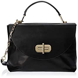 Tommy Hilfiger Soft Turnlock Tote, Cabas