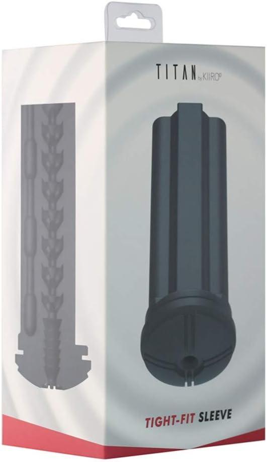 お得セット ※ラッピング ※ KIIROO - Titan MASTURBATOR Tight Sleeve FIT