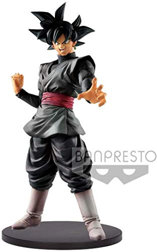 Banpresto- Legends Figura Coleccionable Dragon Ball Goku Black, Multicolor (Bandai 39759)