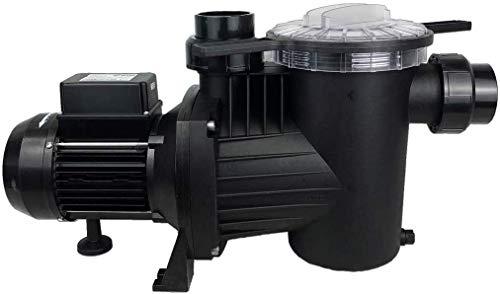 well2wellness® zelfaanzuigende filterpomp circulatiepomp Mida.Gamma 23 met 25 m3/h
