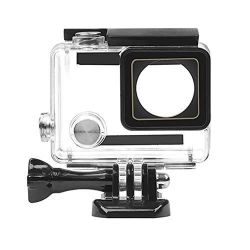 DAXINIU 45m bajo el Agua Impermeable de la Caja for GoPro héroe 7 6 5 4 3 + Negro cámara de la acción Protectora de la Caja de Accesorios Accesorios de la cámara (Colour : For Hero 4)