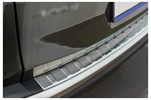 tuning-art L239 Edelstahl Ladekantenschutz 5 Jahre Garantie Fahrzeugspezifisch