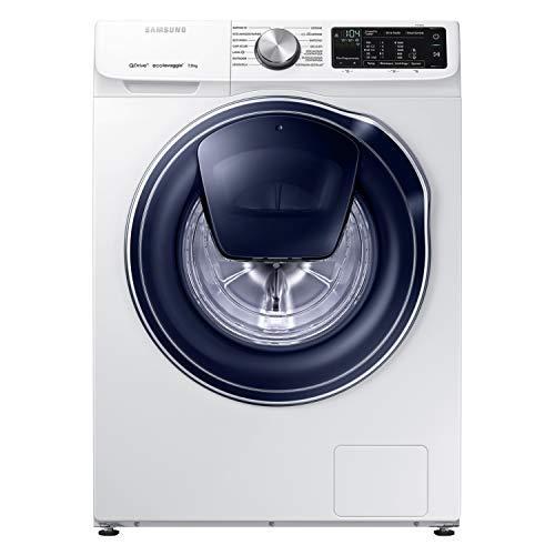 Samsung WW70M642OPW/ET Lavatrice QuickDrive (7 kg, 1400 rpm) [Classe di efficienza energetica A+++(-30%)], Bianco