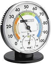TFA Dostmann Precisie-thermo-hygrometer.