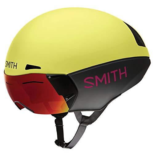 Smith Podium TT MIPS Helmet Matte Citro/Peony, M - Men's