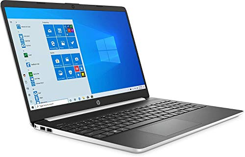 "2020 HP 15.6"" Touchscreen Laptop Computer, Quad-Core AMD Ryzen 7 3700U up to 4.0GHz, 12GB DDR4 RAM, 256GB PCIe SSD, 802.11ac WiFi, Bluetooth 4.2, USB 3.1 Type-C, HDMI, Silver, Windows 10 Home"