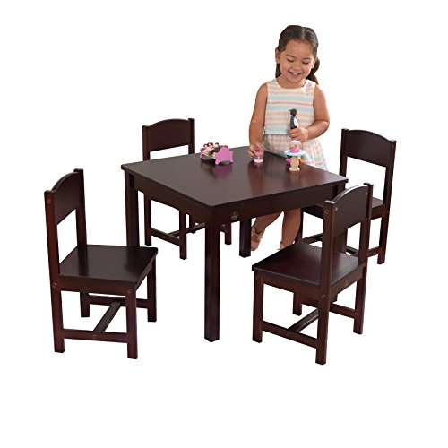 Product Image of the KidKraft Farmhouse Table & Chair Set