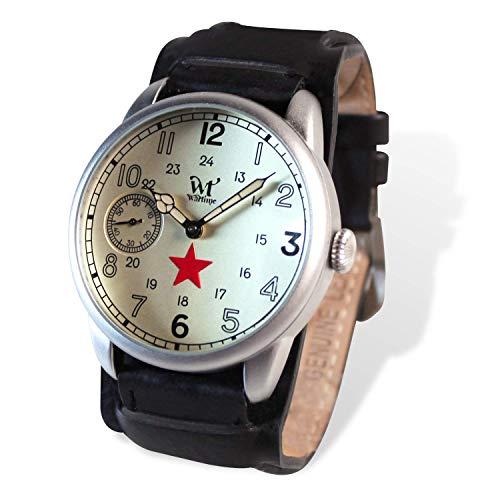 Reloj Vintage Segunda Guerra Mundial - Reloj WT-URSS-Type 1
