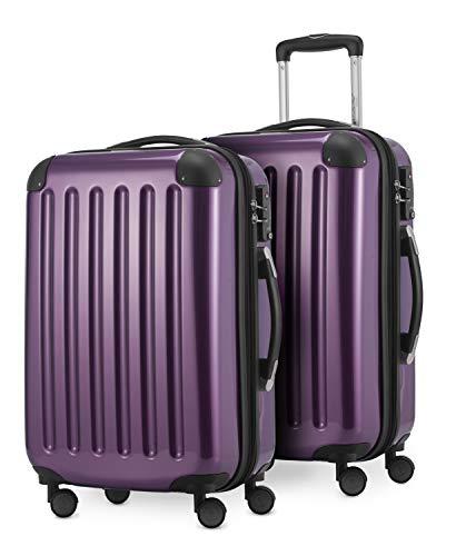 Hauptstadtkoffer Hand Luggage, Purple