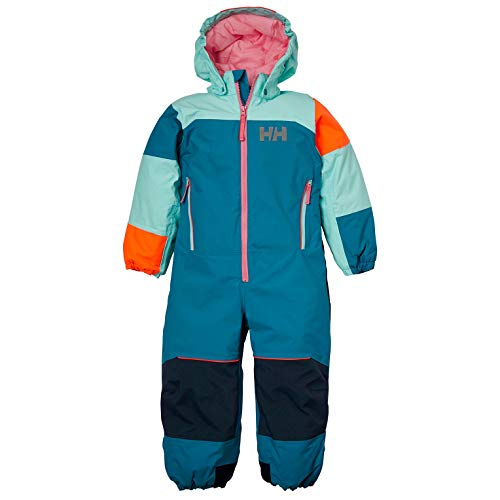 Helly Hansen Kinder Rider 2 Ins Jacke, Blue Wave, 8