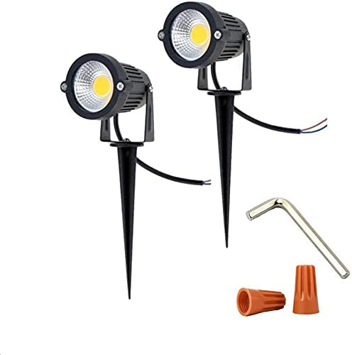 Youngine 12V OFFicial Outdoor LED Lawn Phoenix Mall Light Lamps 5W Landscape Spotlight