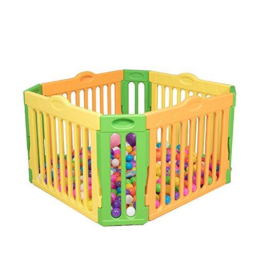 LXYFMS Juego de niños Cerca de Seguridad para niños Cerca de barandas...