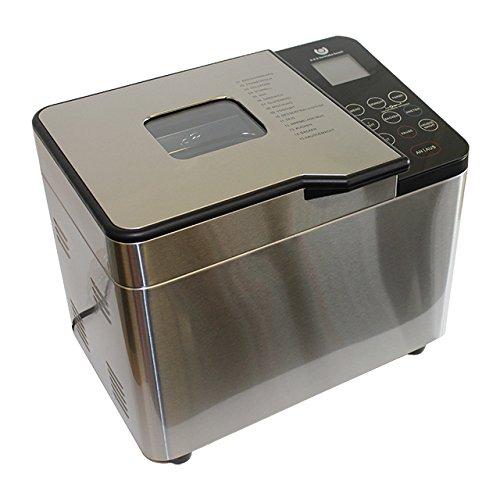 Macchina per il pane in acciaio inox pane Back eismaxx 550 Watt