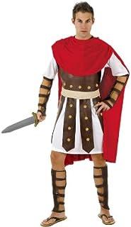 Atosa-98907 Disfraz Romano, color marrón, M-L (98907