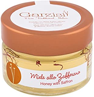 Garzisi Honey with Saffron
