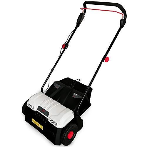 Photo of NETTA Lawn Scarifier and Aerator 2 In 1- Electric Lawn Rake 1500W – 3 Working Depths & Cutting Width 36cm, 10M Power Cord