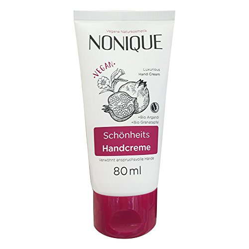 NONIQUE Handcreme Schönheit, 80ml Tube (1er Pack)