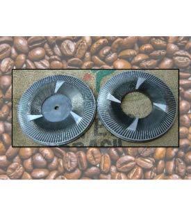 Paire de moulins diamètre 100/14 pour moulin à café MIM/8/9/300/400/450. VITTORIA CHISKoit M1219017